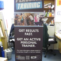 latest pop-up displays roller banners