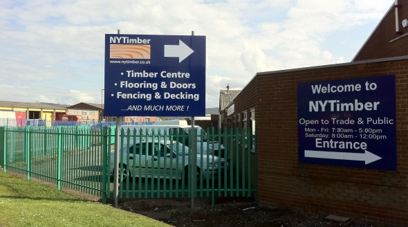North Yorkshire Timber NYTimber
