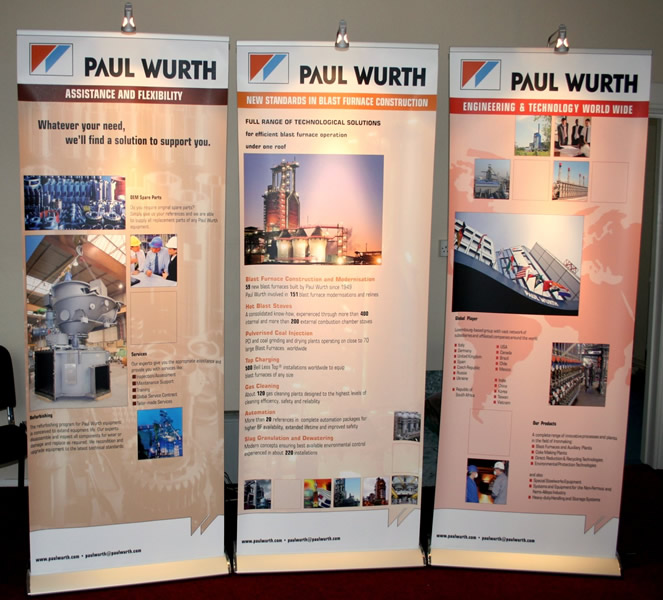 Exhibition Stand Roll Up : Roll up cassette display stands banner stand gt signs and