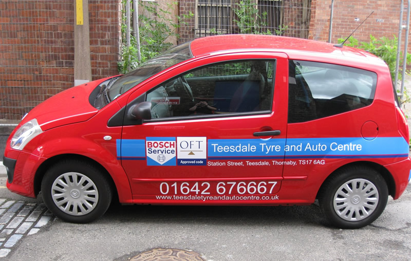 Custom Car Graphics Decals And Stickers GT Signs And Print Limited - Custom car vinyl stickers uk