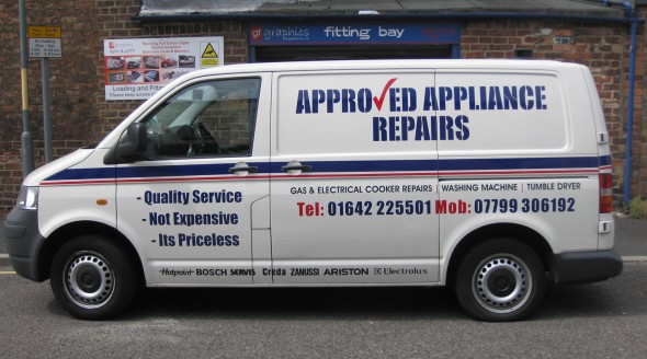 More Van Graphics